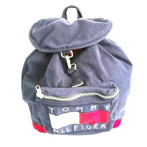Tommy hilfigur vintage backpack
